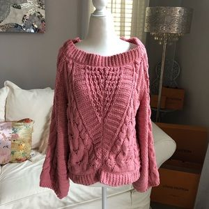🌟Express chenille sweater